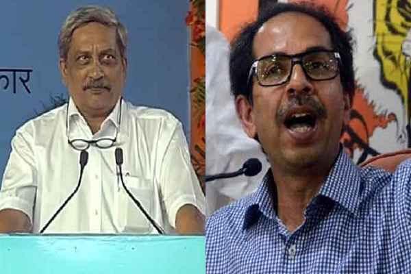 BMC में सत्ता छिनने से डर गए हैं उद्धव ठाकरे इसलिए BJP-MODI के खिलाफ उगल रहे हैं आग: पर्रिकर