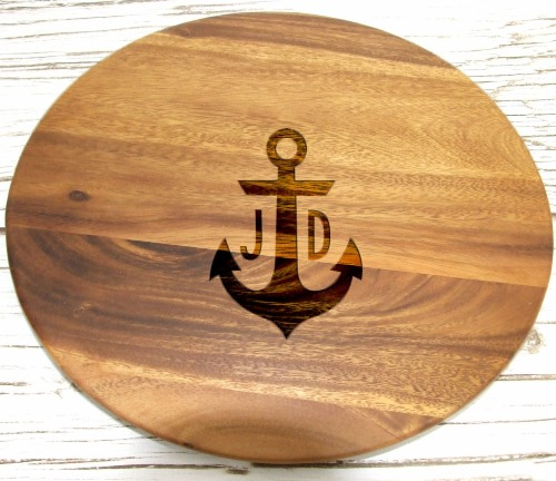 Nautical Lazy Susan