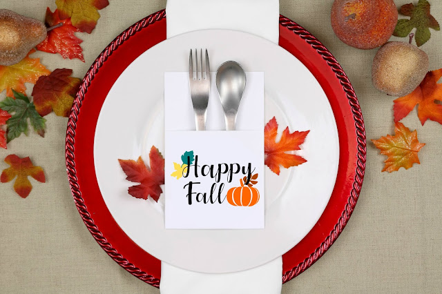 Free Happy Fall SVG