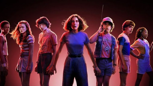 Netflix confirma a quarta temporada de Stranger Things