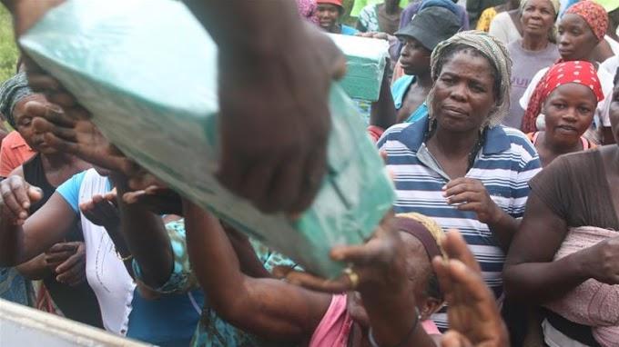 Zimbabwe floods killed 246, made thousands homeless