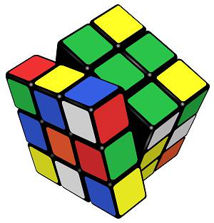 effects of boredom are unhealthy so use boredom to solve rubix cube and build logic