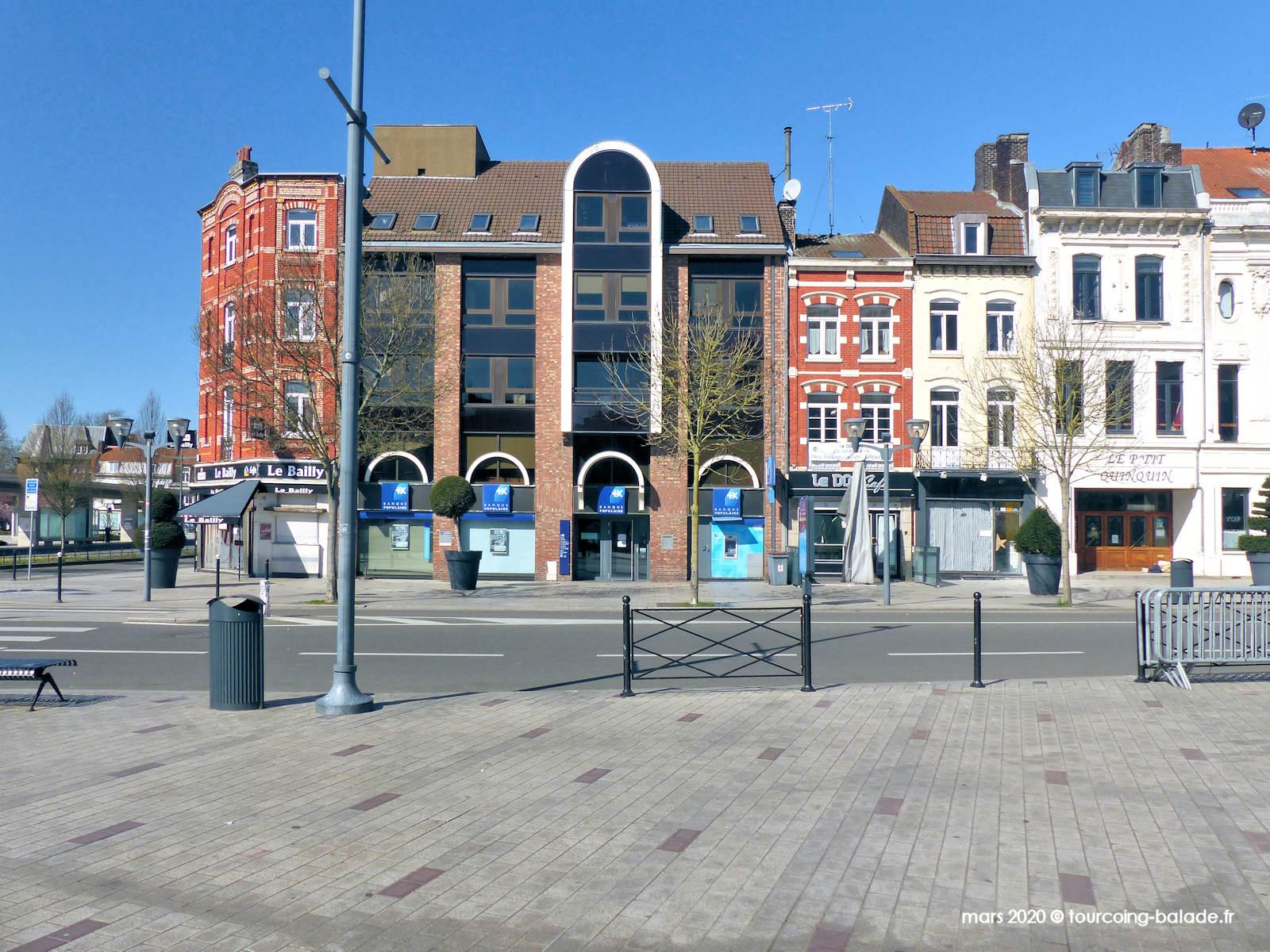 Banque Populaire Tourcoing - Agence République