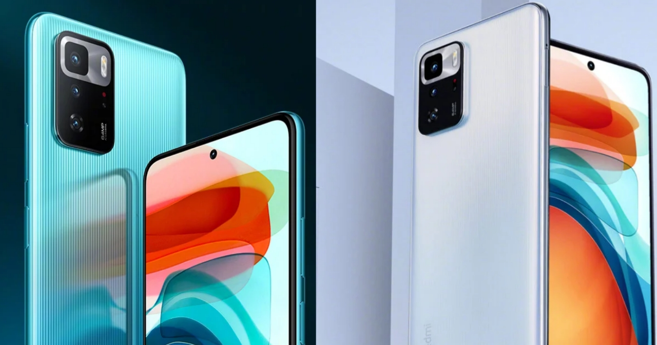 Redmi Note 10 Pro 5G comes with support for 65W fast charging : Price, Specifications