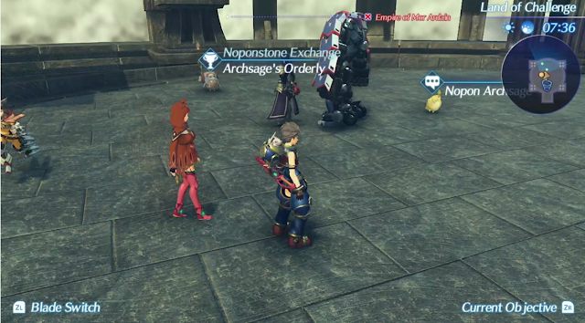 Xenoblade Chronicles 2 Disguised Pyra Gormotti hood DLC