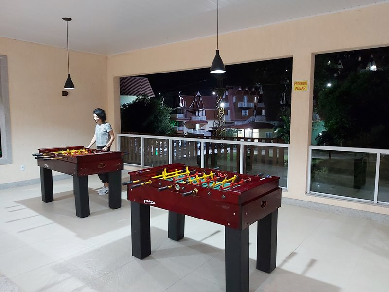 Hotel Fazenda China Park, Espírito Santo