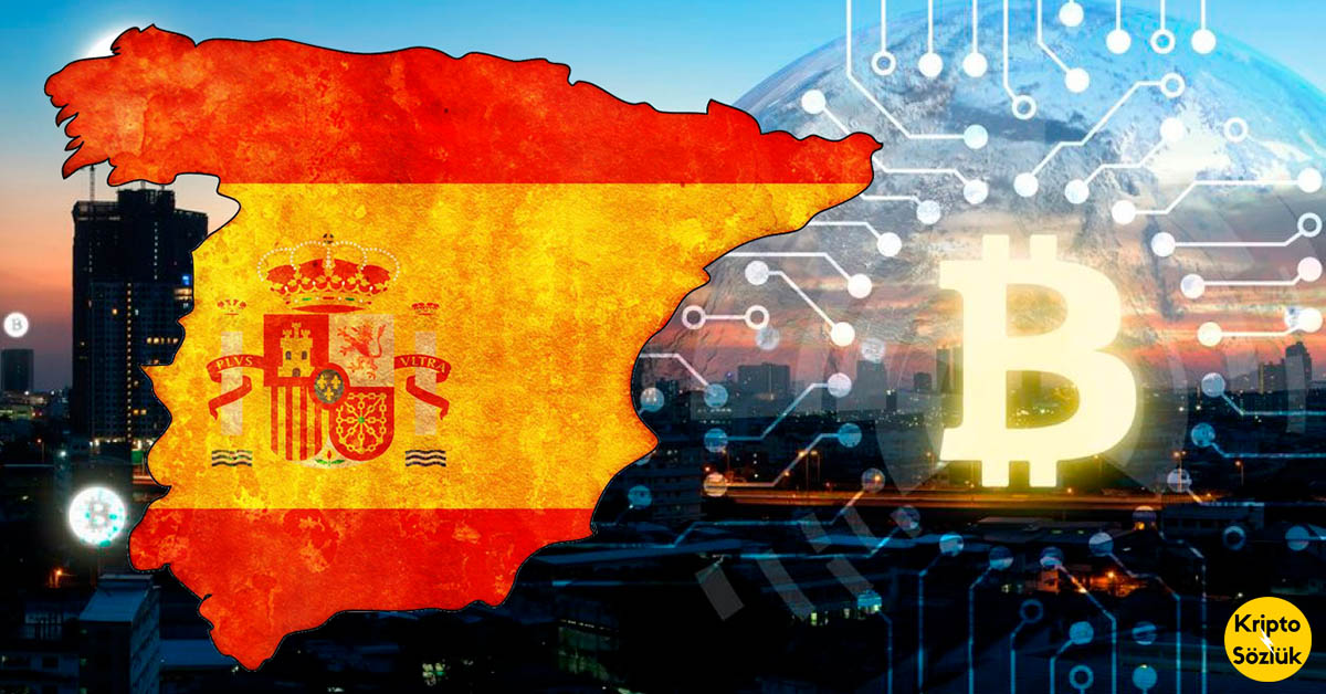 İspanya Blockchain