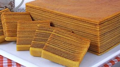 resep dan cara membuat kue lapis legit