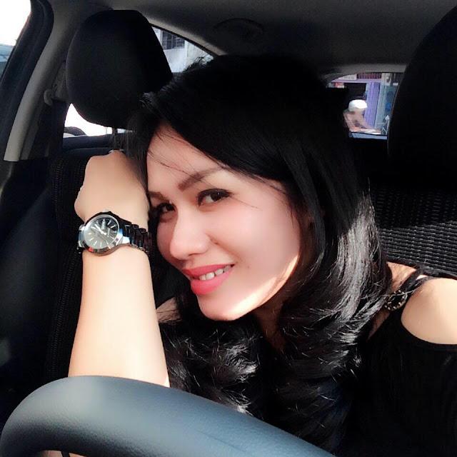 Marheny Sinaga Janda PNS Medan Cari Suami