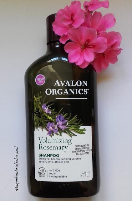 Champú de Romero de Avalon Organics