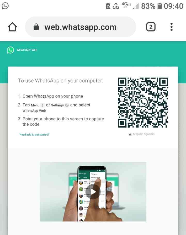 Cara Menyadap Whatsapp Orang Lain Tanpa Meminjam Hp Korban Omevan Com