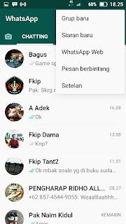 cara menambah kontak di whatsapp terbaru