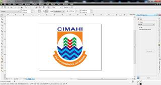 Download File  Logo Kota Cimahi CDR, PNG, JPG, HD
