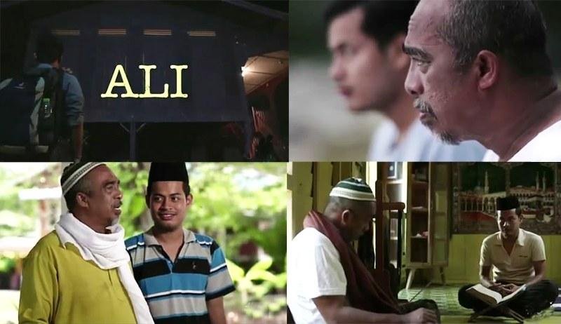 Sinopsis Telemovie Ali
