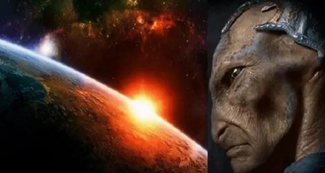 Η Συγκάλυψη της Ύπαρξης των Εξωγήινων Τελειώνει. Είναι Ήδη Εδώ