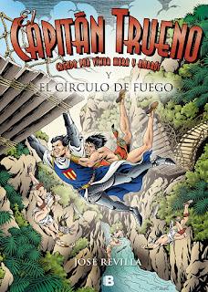 El Capitán Trueno: El círculo de fuego