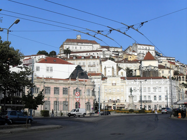 que ver en Coimbra en Portugal