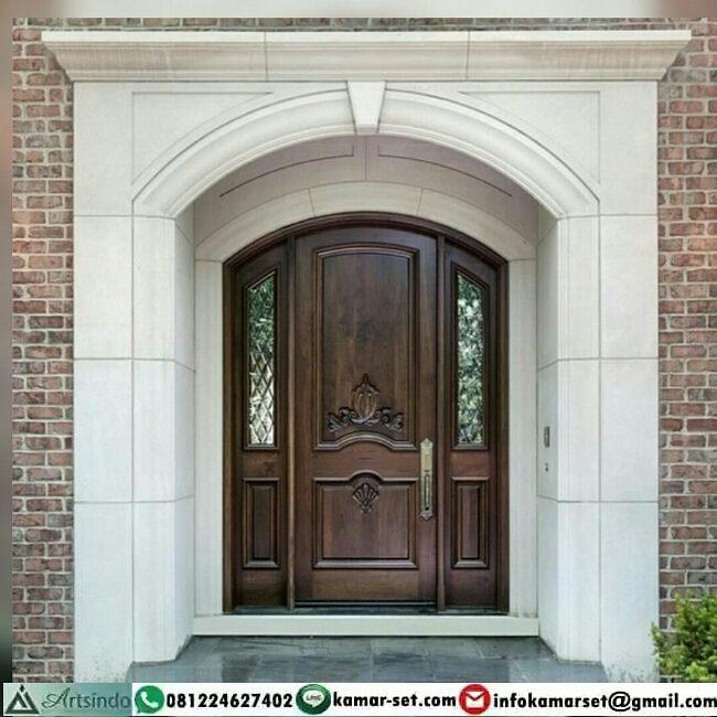 Desain Pintu Kaca Yang Bagus   Model Pintu Kaca Sederhana ...