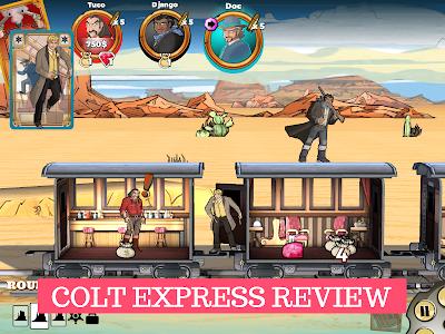 COLT EXPRESS REVIEW
