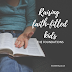 Raising Faith-Filled Kids: The Foundations