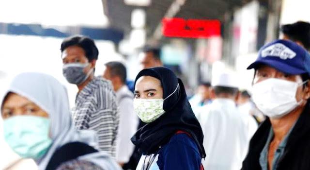 Penggunaan Masker Terus Lanjut Sampai 4 Tahun ke Depan, Warga Harap Bersabar