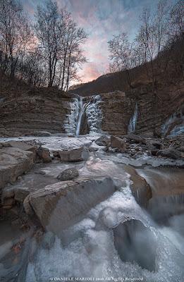 Val Trebbia, Cascate del Perino