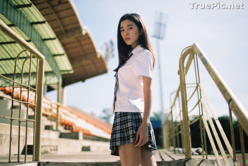 Image Thailand Cute Model - Bebey - Back To School - TruePic.net - Picture-8