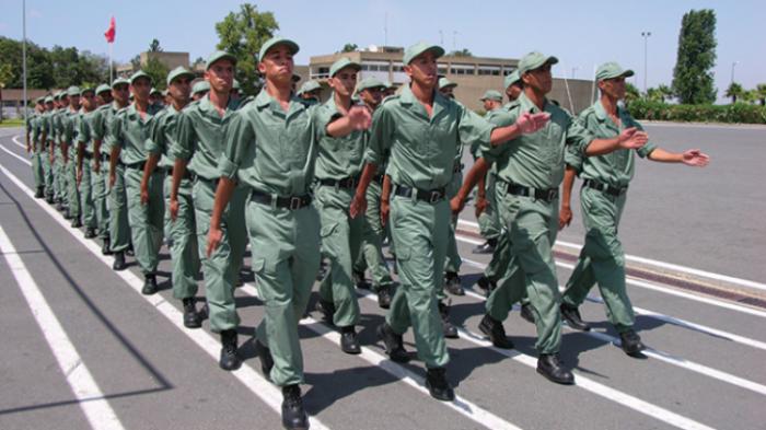 Service militaire : L'opération de sélection débutera le lundi
