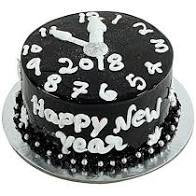 One of the top selling New Year Cakes