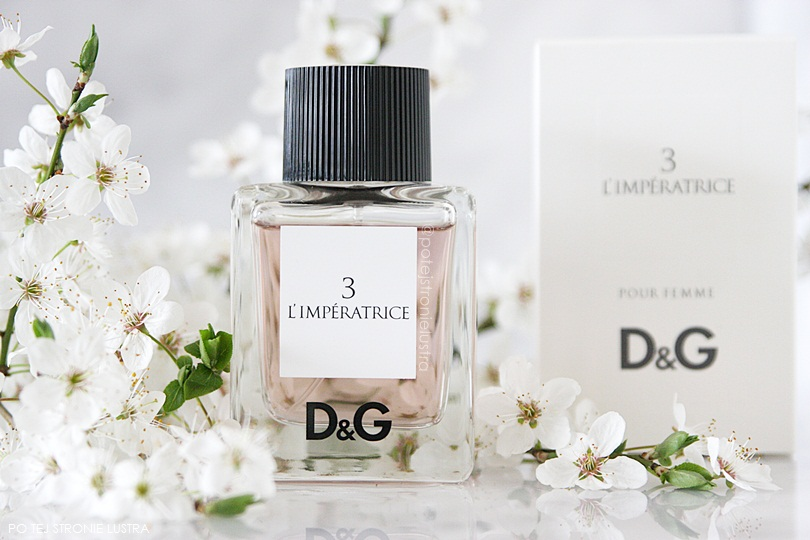 perfumy d&g l'imperartrice