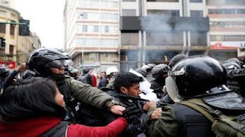 Heridos y muertos en protestas que rechazan golpe en Bolivia