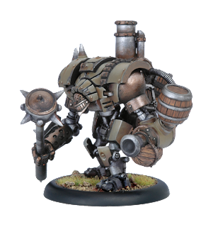 Warmachine MERCENARIES Warjack photo
