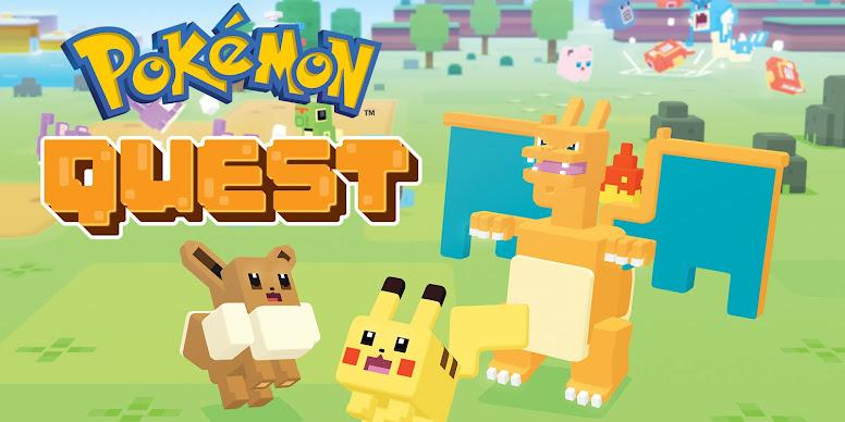 Capa Pokémon Quest