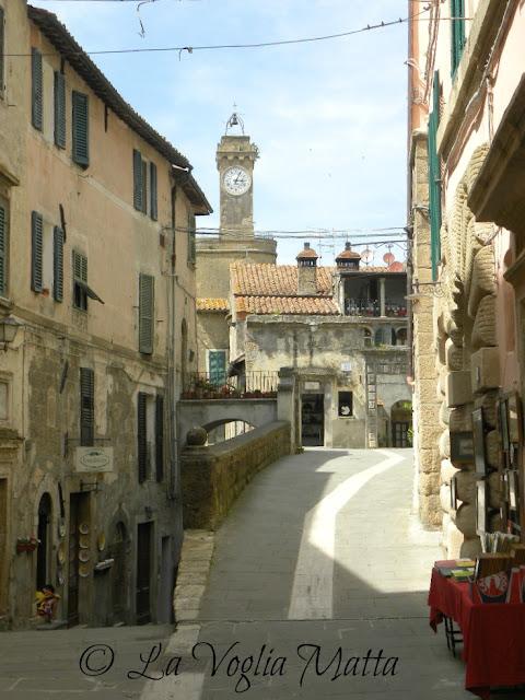 Sorano Toscana