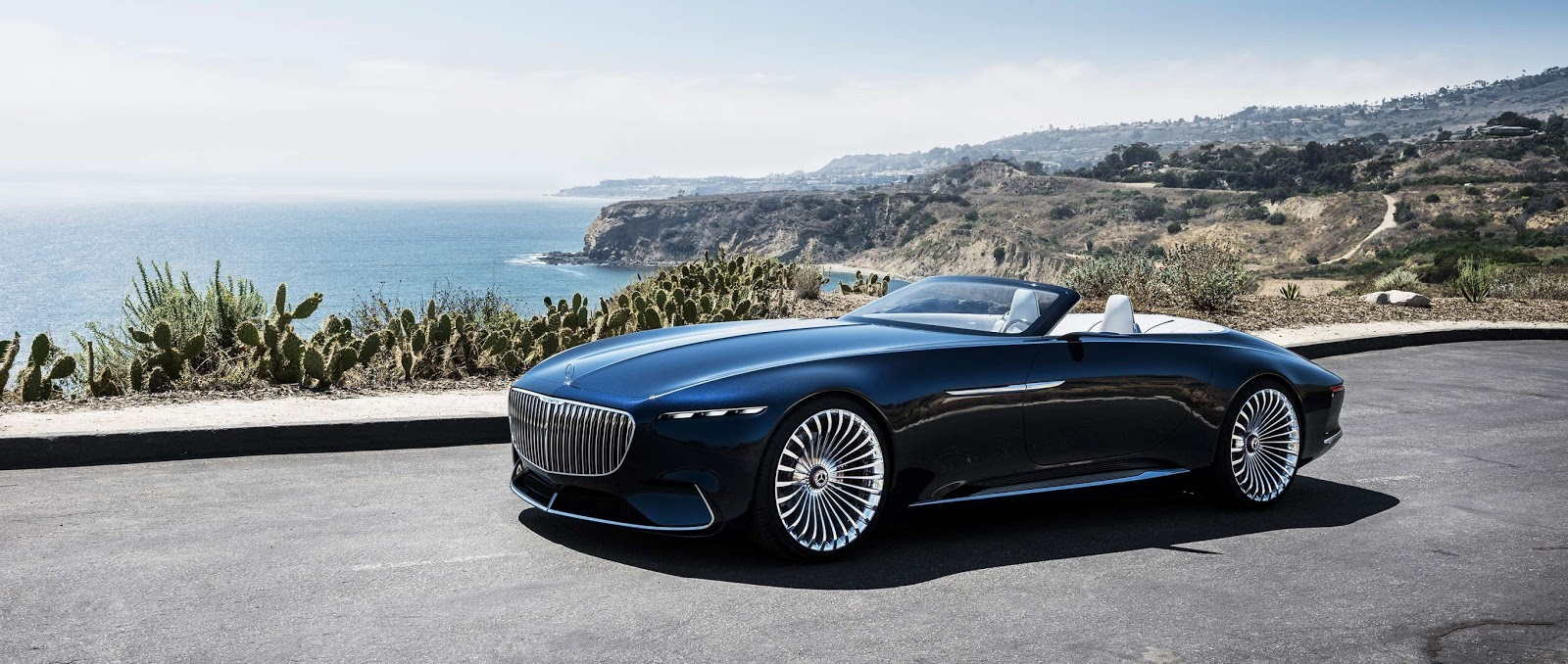 Lifestyle and luxury mercedes maybach 6 cabriolet maybachs land even standing the design is motion design vision mercedes maybach 6 cabiolet courtsey daimler ag buycottarizona