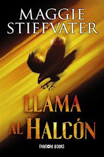 Llama al halcón | Los soñadores #1 | Maggie Stiefvater | Fandom Books