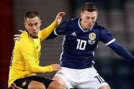 مشاهدة مباراة بلجيكا وإسكتلندا