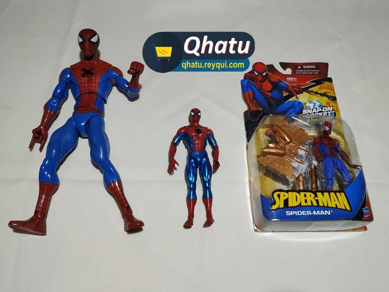 (Bs. 125) Figuras de Spider-Man