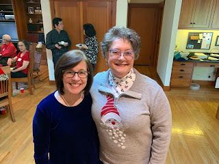 Linda Okazaki and Jacqueline Henderson