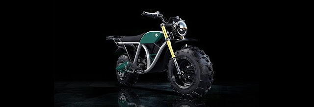 Electric bike for kids introduced