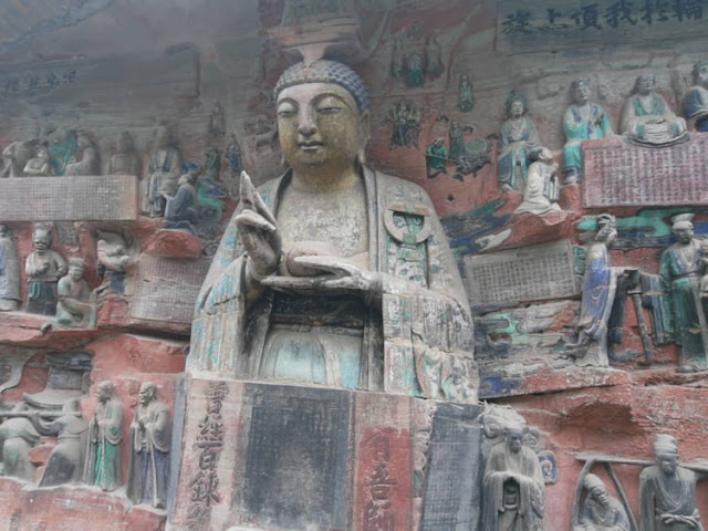 Eight-year project launched to restore Buddhist statue