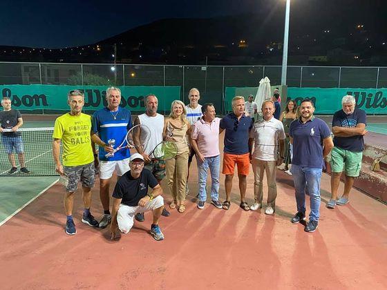 Ολοκληρώθηκε χθες Τετάρτη με επιτυχία το τουρνουά του Ο. Α. Α. Φ στη Στυλίδα