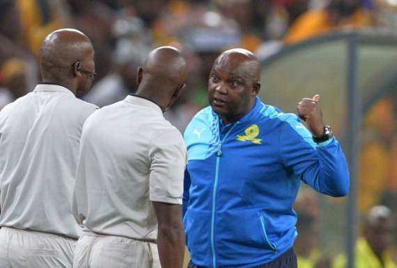 Mosimane bemoans disallowed goal