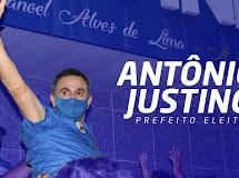 DEFINITIVO - TSE defere Candidatura e Justino será prefeito por 4 anos em Dona Inês/PB