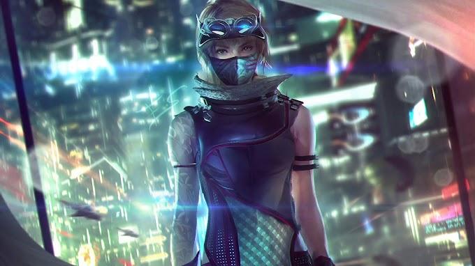 Ninja Cyberpunk