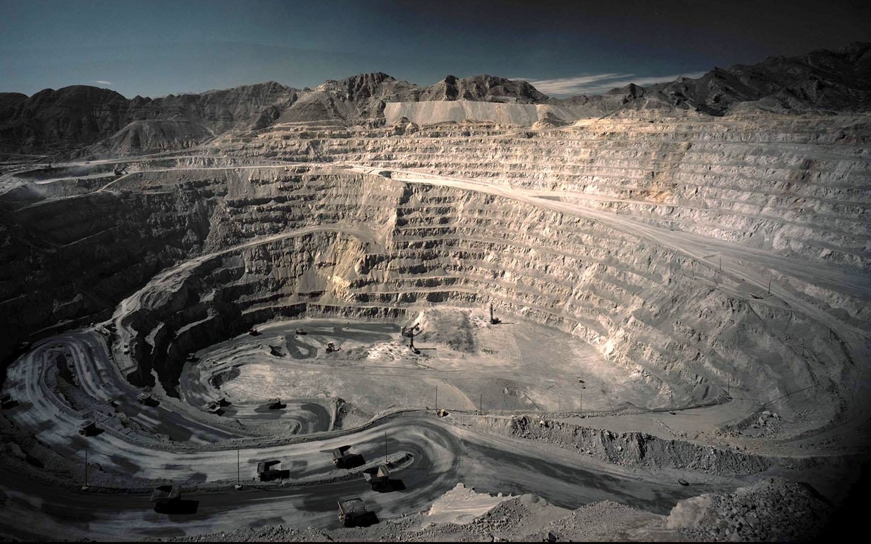 Minería: Minería A Cielo Abierto