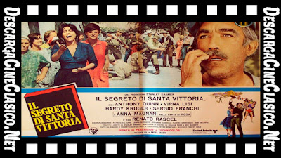 El secreto de Santa Vittoria (1969) The Secret of Santa Vittoria