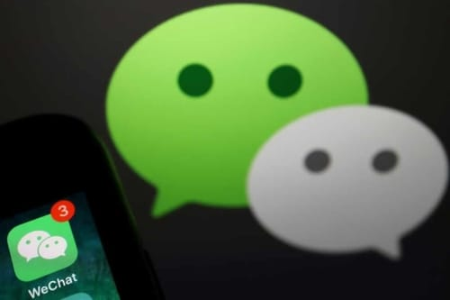 Banning WeChat will sever user relationships with Chinese families