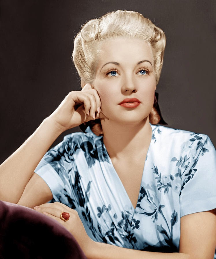 Betty Grable Biography| Profile| Pictures| News