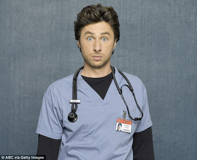 Hollywood actor Zack Braff's photo used for erection pills ad in Ukraine